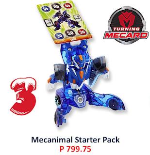mercard mecanimal toy