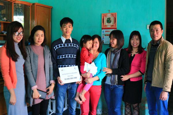 FPT Telecom Hỗ Trợ Trẻ Em Bị Khiếm Thính