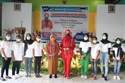 Widya Murad Ismail Minta Pelajar Ambon Maknai Nilai Pelestarian Budaya Lewat Pakaian Adat Maluku