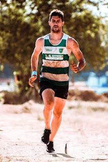 पाच किलोमीटर धावण्याचा शर्यतीत सारेच धावपटू