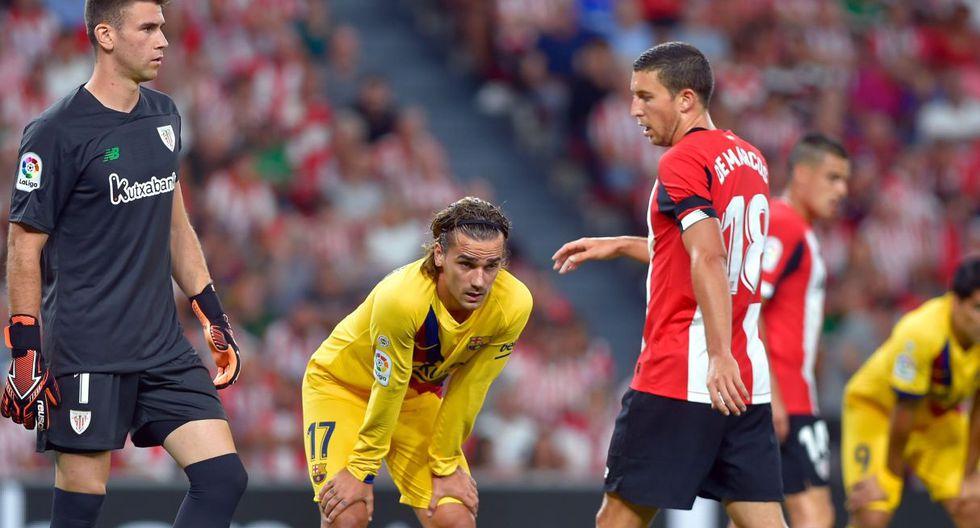 موعد مباراة  برشلونة وأتلتيك بلباو  اليوم 23-06-2020 في الدوري الإسباني