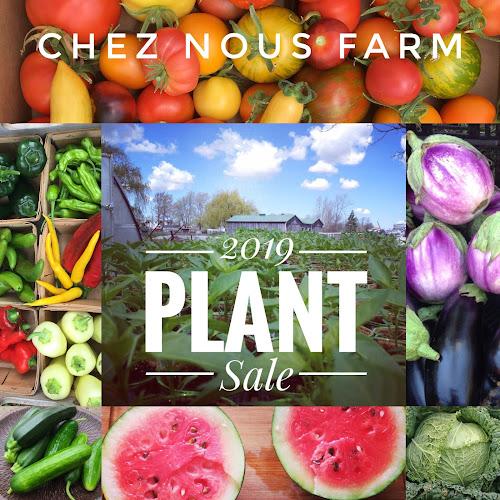 Chez Nous Farms- Certified Organic in Niagara: 2017 Pepper
