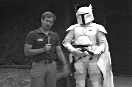 See 1978 Boba Fett Costume Screentest Based On Concept Art By Ralph