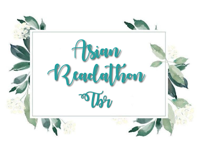 asian readathon tbr