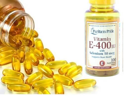 Vitamin E Puritan's Pride
