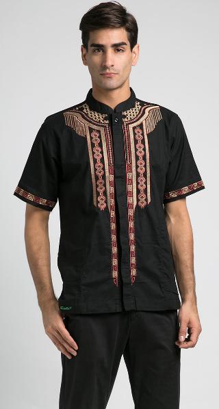 Koleksi Baju Muslim Koko Modern untuk Pria