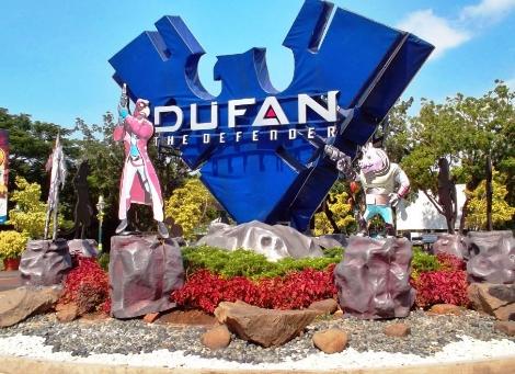 harga tiket Dufan