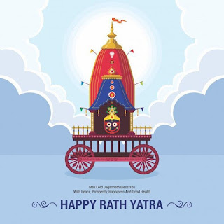 Happy Rath Yatra  2021 wishes Quotes | car festival 2021 wishes
