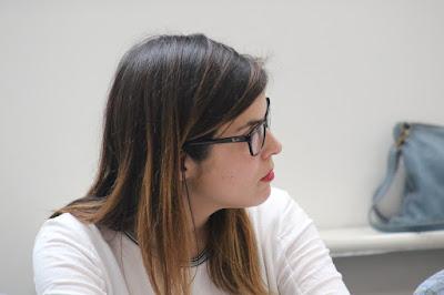 Alba Delgado, del PSE
