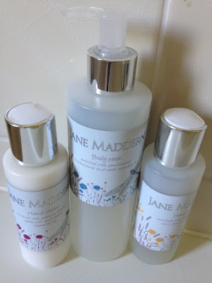 Jane Maddern Natural Skincare