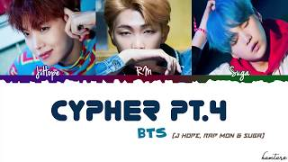 Cypher 4 Lyrics English - BTS | Lyricsbroker