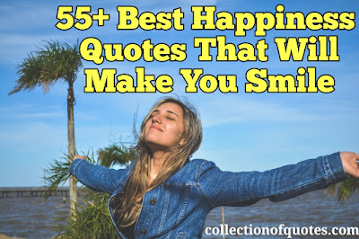 Best Happiness Quotes That Will Make You Smile