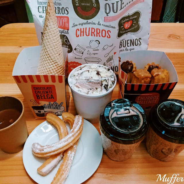 Soy Churro - Delivery