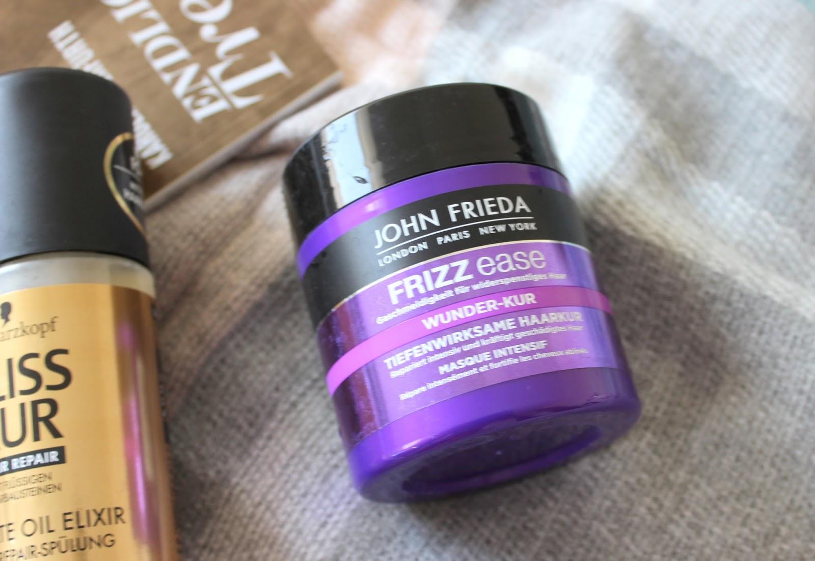 Wunderkur John Frieda dm review