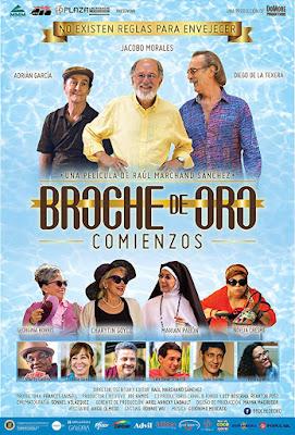Broche de Oro 2 2018 DVD R4 NTSC Latino