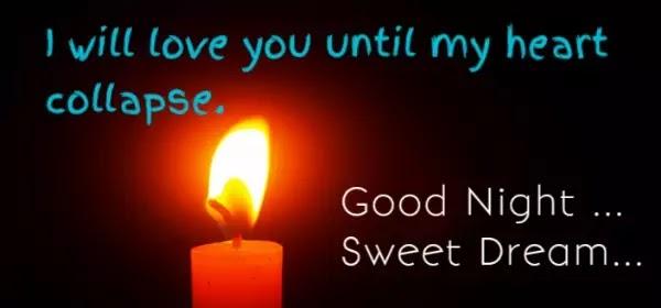 Good Night My Dear Love, Good Night Darling