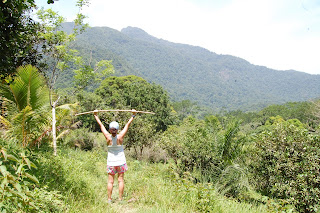 hiking, mountains, nature, Honduras