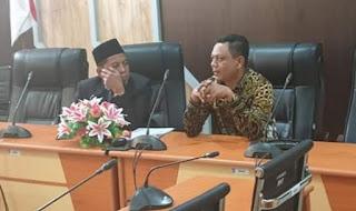 Temu Konsultasi Anggota DPRD Kota Bima dengan DPRD Provinsi NTB