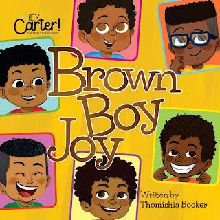 Brown Boy Joy by Thomishia Booker
