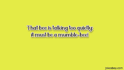 Bee Puns one-liner