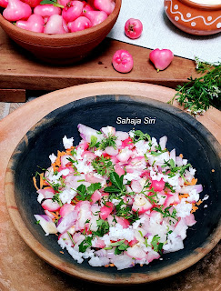 Nakshatra nerale salad
