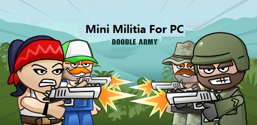 Mini Militia For PC Windows