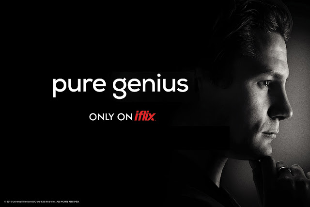 Pure Genius iflix announcement