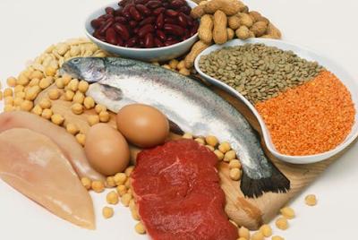 Tanda-tanda Kalau Anda Kekurangan Protein