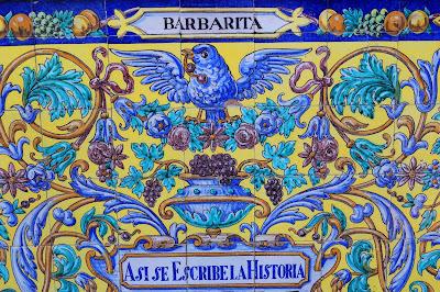 """Así se Escribe la Historia """"Barbarita"""""""