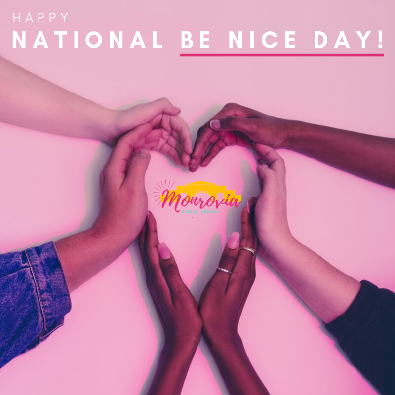 National Be Nice Day Wishes Pics