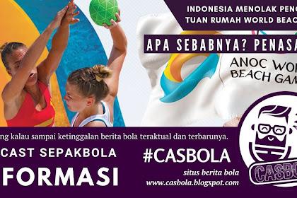Indonesia Menolak Jadi Calon Tuan Rumah World Beach Games