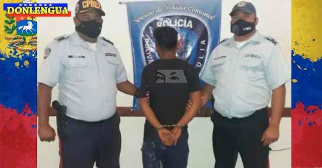 Fanático del Chavismo detenido por abusar de una niña en el Zulia