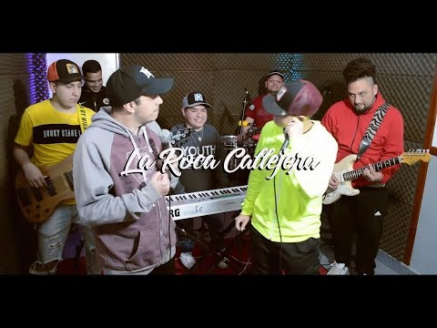LA ROCA CALLEJERA FT EL DIPY - CORAZON DE ACERO (2019)