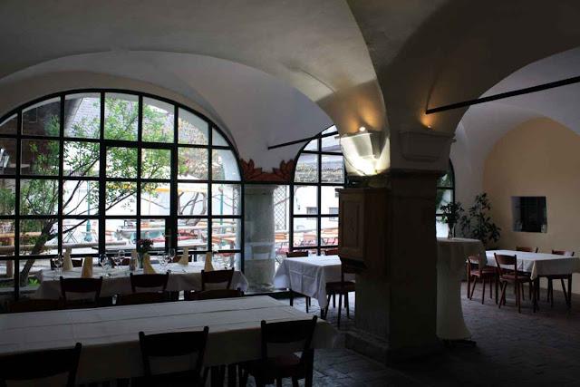 Im Schiffsmeisterhaus in Ardagger © Copyright Monika Fuchs, TravelWorldOnline