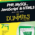 PHP, MySQL, JavaScript and HTML5 ALL IN ONE