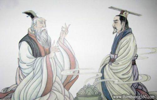 Thập Bì nói chuyện với Huệ Vương