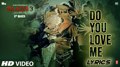 Do You Love Me Lyrics in Hindi