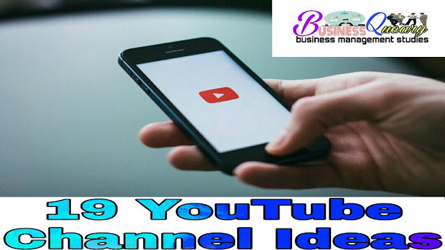 19 secret YouTube Channel Ideas To Get Started