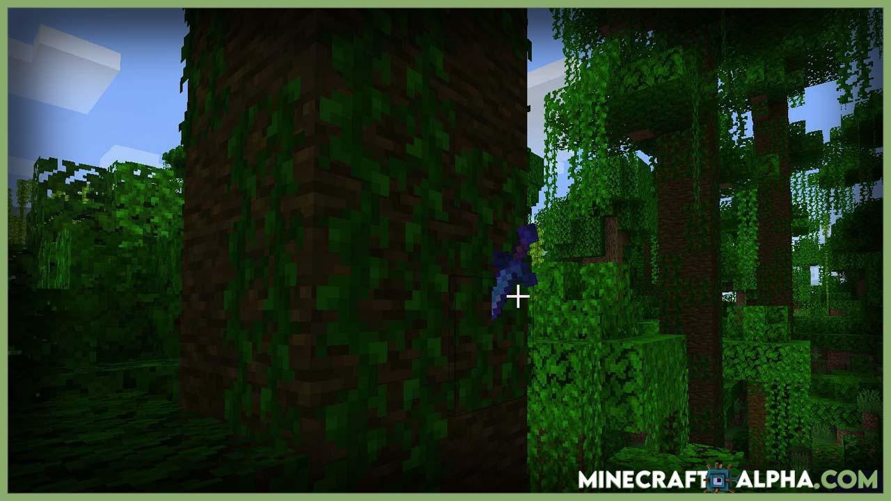 Minecraft Weapon Throw Mod 1.17.1 (Throw to Kill)