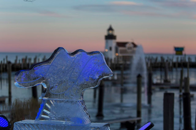 Fire and Ice at Saybrook Point Inn