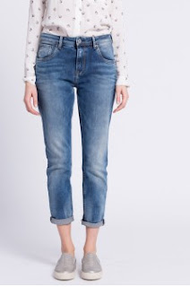 Pepe Jeans - Jeansi dama trei sfert
