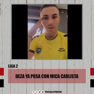 JEAN DEZA SERÁ DE SEGUNDA