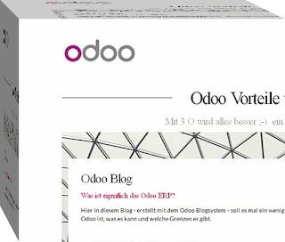 was ist Odoo:  Vorteile, Nachteile, ein Blog