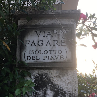 Via Fagarè