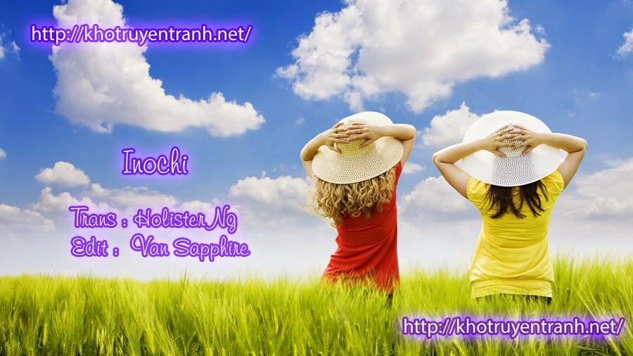 Inochi Chap 20 . Next Chap 21
