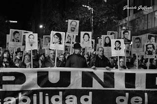 22a Marcha del Silencio. 2017. Montevideo, Uruguay,