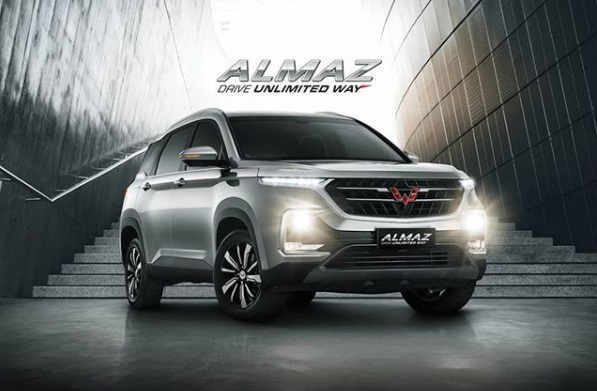 Wuling Almaz SUV