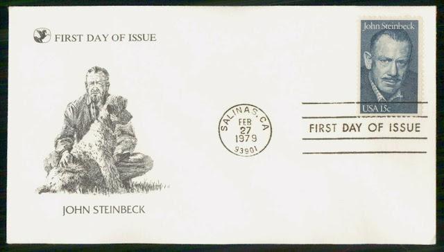 USA 1979 John Steinbeck FDC.jpg