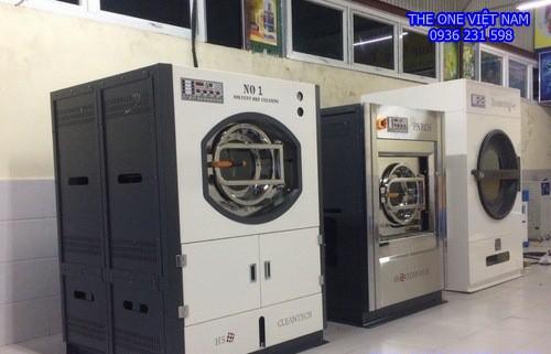Máy giặt sấy công nghiệp cho trung tâm tiệc cưới