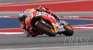 Hasil FP1 MotoGP Italia: Marquez Tercepat, Rossi P12 #ItalianGP #MotoGP